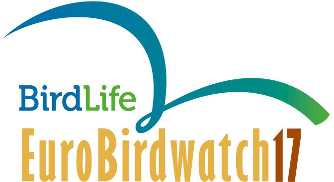 EuroBirdwatch17 - BirdLife (logo)