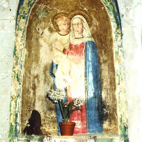 Trevi - Trevi, via San Francesco, Palazzo Valenti [TRE030]