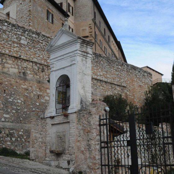 Trevi - Trevi, via Piaggia nuova [TRE260]