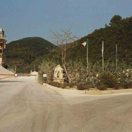 Trevi - Manciano, Scopeto (cava Metelli) [TRE365]