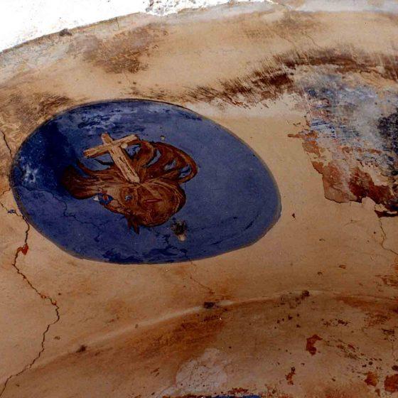 Trevi - Trevi, Malborghetto «Pittura dello Scrimo» [TRE520]
