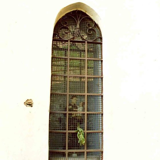 Trevi - Trevi, Edicola di Sant'Antonio da Padova [TRE550]