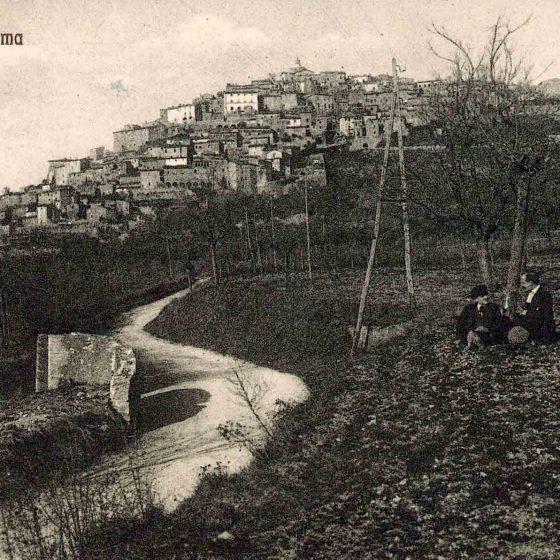 Trevi - Bovara, Colle Basso «Madonna della Rosa» [TRE570]