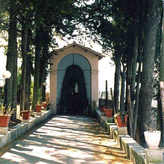 Trevi - Trevi, convento della Madonna delle Lacrime [TRE595]