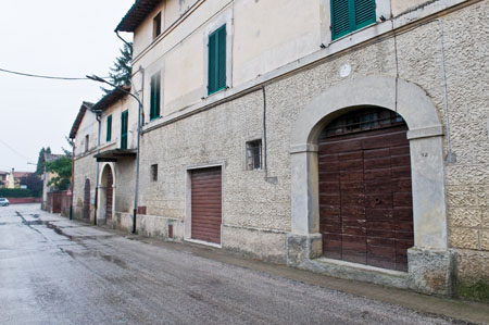 Trevi - Cannaiola, via Sant'Angelo Nuovo [TRE773]