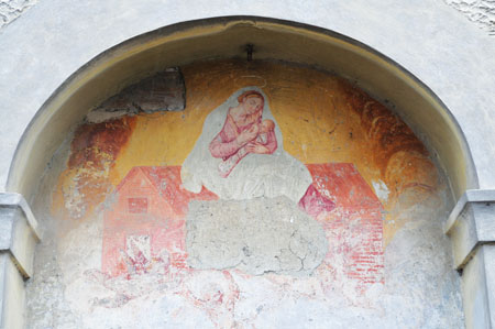 Trevi - Cannaiola, via Sant'Angelo Nuovo [TRE774]