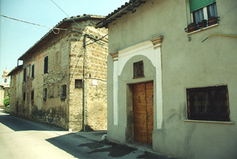 Trevi - Cannaiola, via Sant'Angelo Nuovo [TRE777]