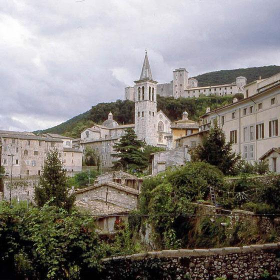 Spoleto (photo credit: Spoleto via photopin (license))