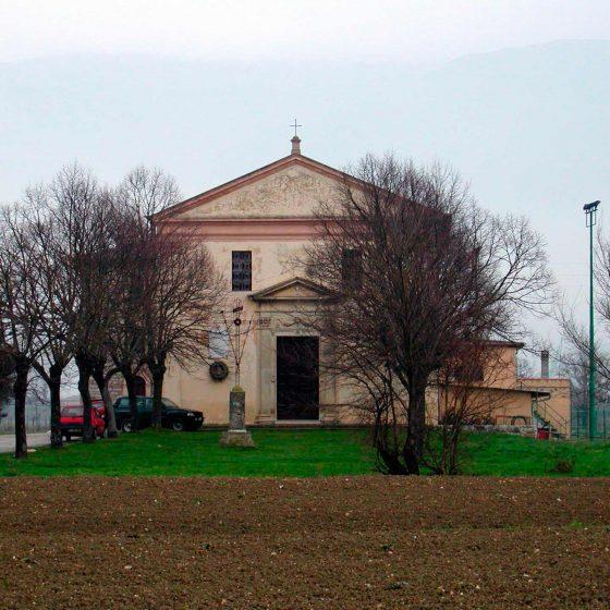 Trevi, San Lorenzo, chiesa di San Lorenzo