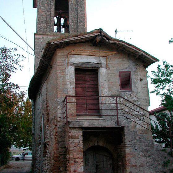 Trevi, San Lorenzo, il borgo