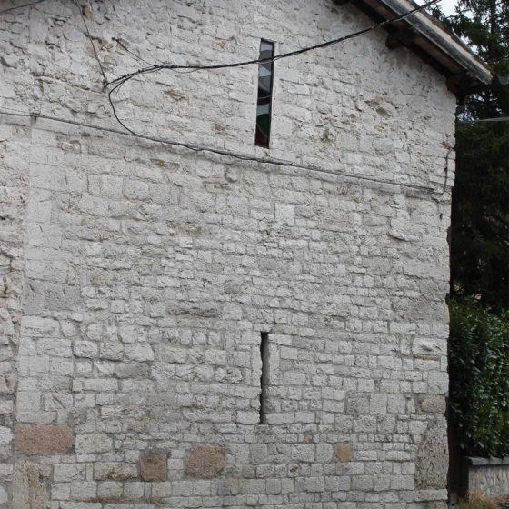 Trevi, Borgo Trevi, chiesa di Sant'Egidio