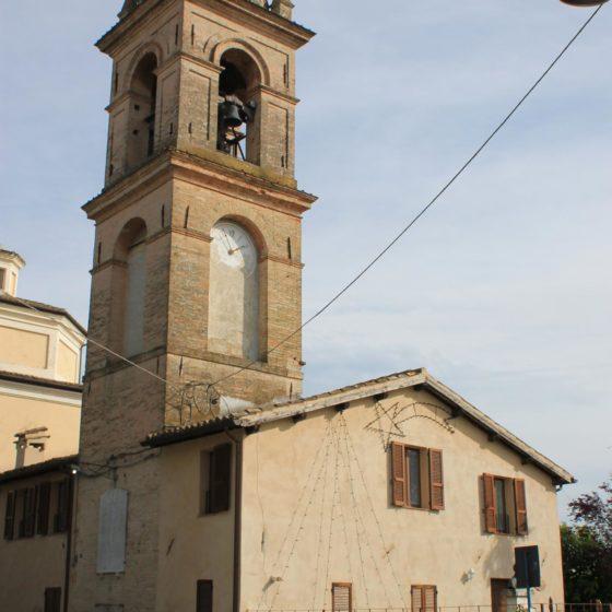 Trevi, Picciche, chiesa di Santo Stefano