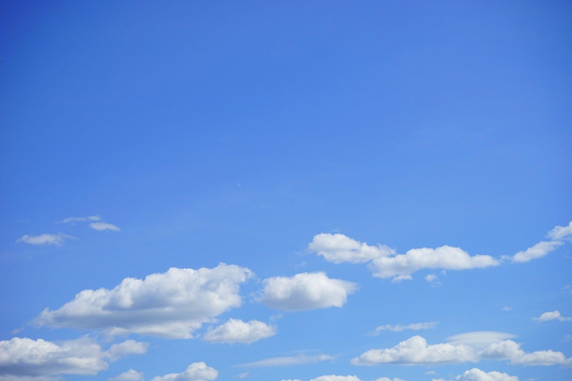 Nuvole cumuliformi