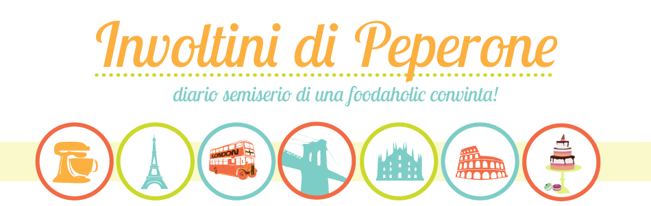 Blog di cucina Involtini di peperone
